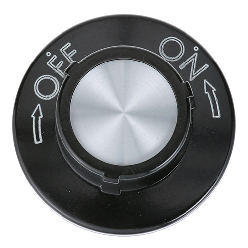 STAR MFG - 2R-9364 - KNOB 2-1/2 D, OFF-ON
