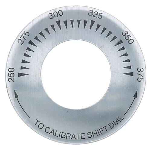 KEATING - 058037 - DIAL PLATE 3 D, 250-375