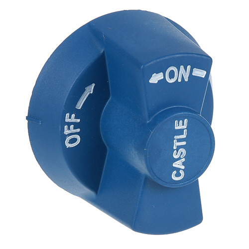 COMSTOCK CASTLE - 18030 - KNOB 2-1/2 D, OFF-ON