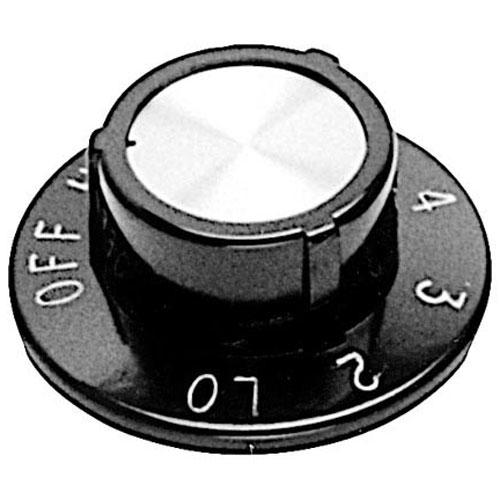 STAR MFG - 2R-9750 - DIAL 2-1/2 D, OFF-HI-6-2-LO