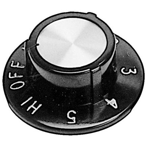STAR MFG - 2R-9781 - DIAL 2-1/2 D, OFF-LO-1-5-HI