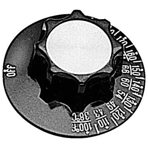 STAR MFG - 2R-A710E8737 - DIAL 2-1/4 D, OFF-200-100