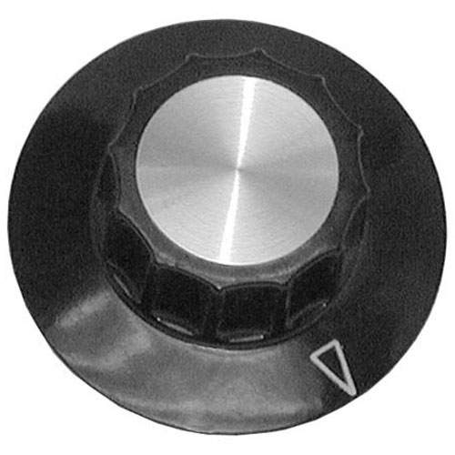 APW - 8705508 - KNOB 2-1/4 D, POINTER