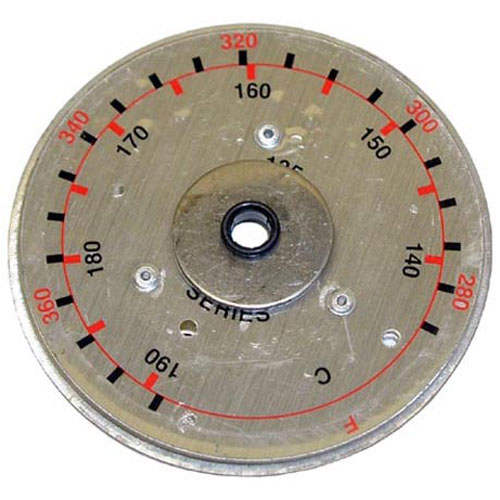 FRYMASTER - 8261458 - DIAL PLATE