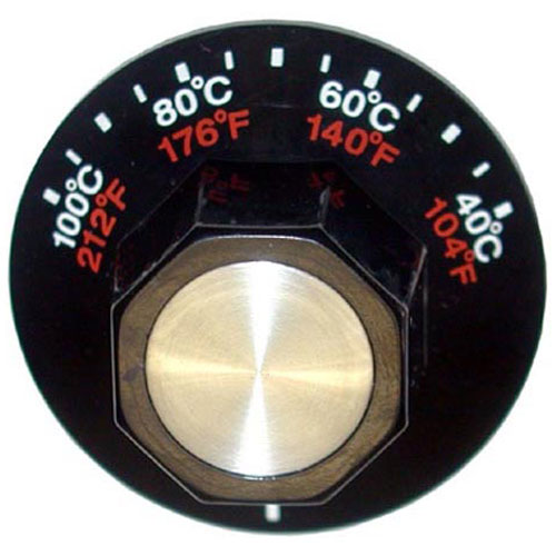 CADCO - 9038 - THERMOSTAT DIAL 2 D, 104-212F