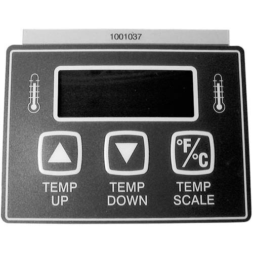 ROUNDUP - 1001037 - LABEL, TEMP CONTROL