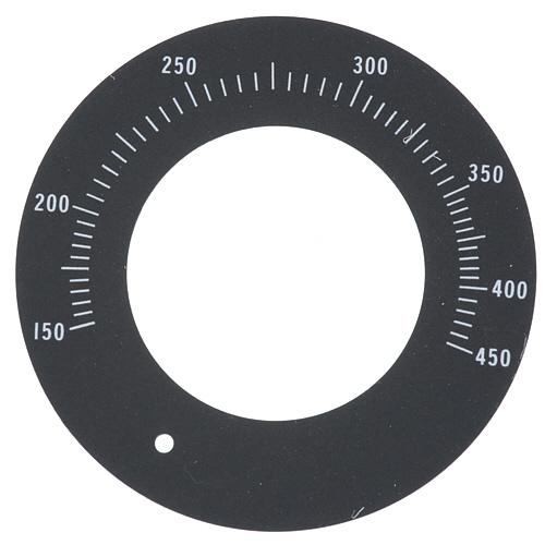 VULCAN HART - 00-810142 - DIAL, CONTROL