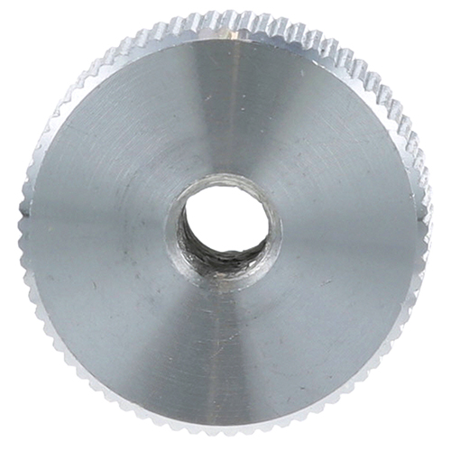 22-1592 - KNOB, SHARPENER COVER - ALUM