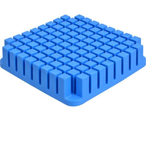 "NEMCO - 57418-2 - BLOCK,PUSH BLUE,3/8""DICE EASY CHOPPER 3"