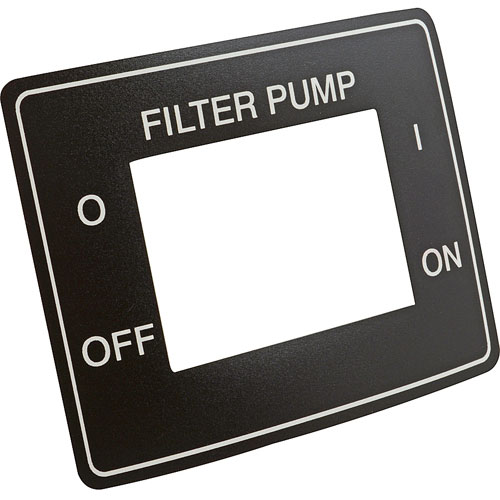 HENNY PENNY - 60609 - DECAL FILTER POWER SWITC H OFE