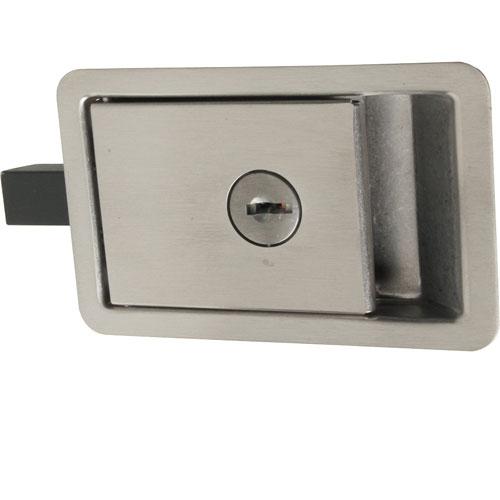 CARTER HOFFMAN - 18302-0260 - LATCH,PADDLE, W/LOCK & KEYS