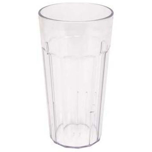CAMBRO - NT20152 - TUMBLER, FLUTED (22 OZ, CLEAR)