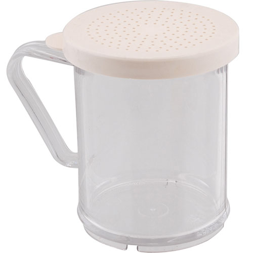 247-1176 - SHAKER, 10 OZ,SALT/PEPPER LID