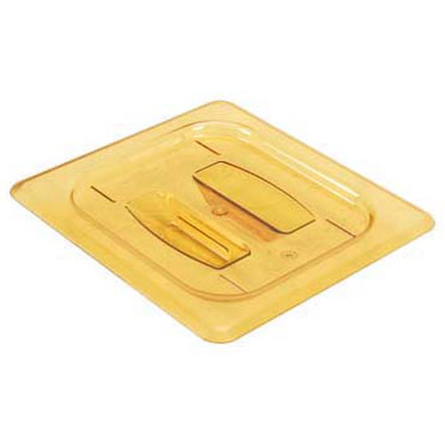 247-1203 - LID,W/HANDLE, 1/6 SZ H-PANS