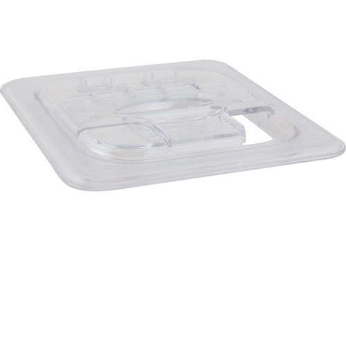 247-1276 - LID,PAN, 1/6 SIZE,FLIPLID,NOTCH