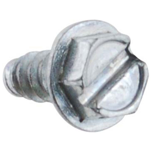 "AMANA - 12990526 - SCREW, SLOTTED HEX, 3/8"" L"