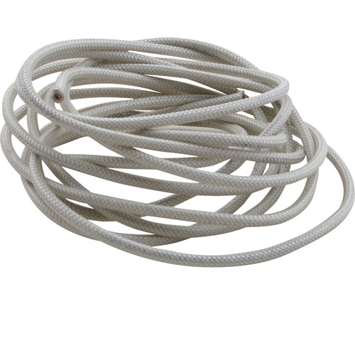 253-1407 - WIRE,HI-TEMP, 14GA,392F,10',WHT