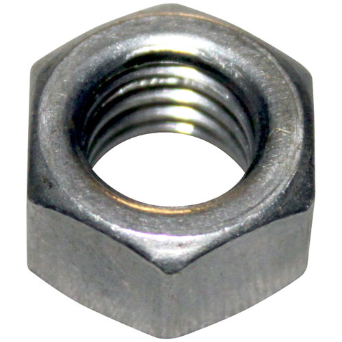 26-1071 - HEX NUT (BX 100) 3/8-16 FIN 18-8 SS