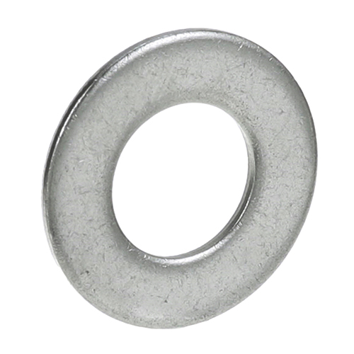 26-1158 - FLAT WASHER (BX 100) 3/8 SAE 18-8 SS