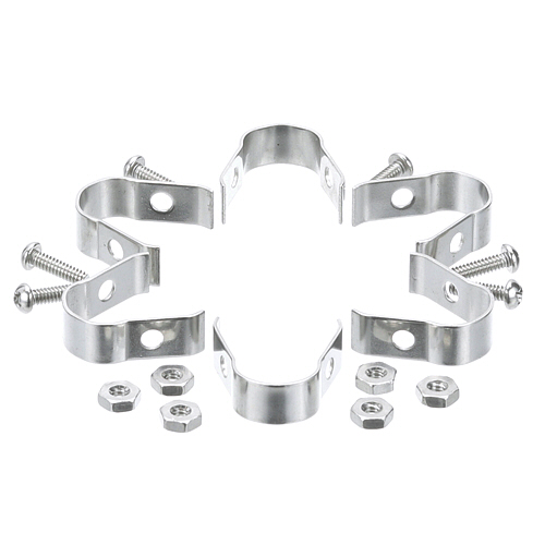26-1542 - BULB CLAMPS (PKG OF 6)