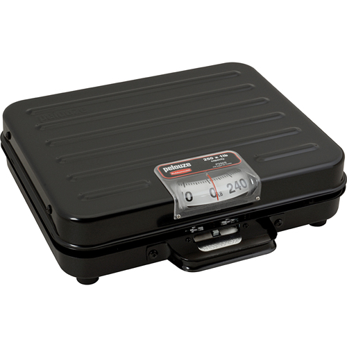 RUBBERMAID - FGP250S - SCALE,RECEIVING250 LBS X 1 LB