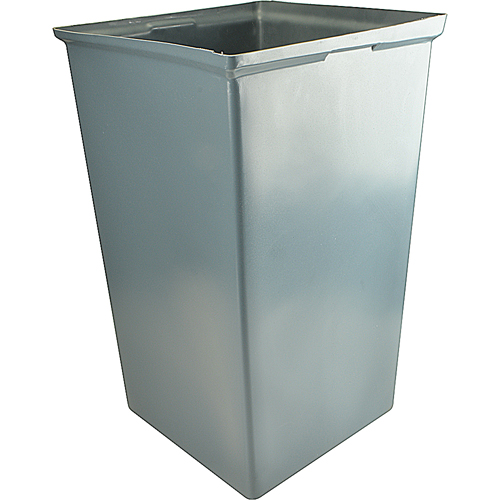 262-1197 - TRASH LINER-RIGID/GREY /35G-TRASH STATION