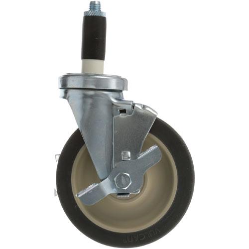 26-2399 - SWIVEL STM CASTR W/BRK 5 W  1 OD TUBING