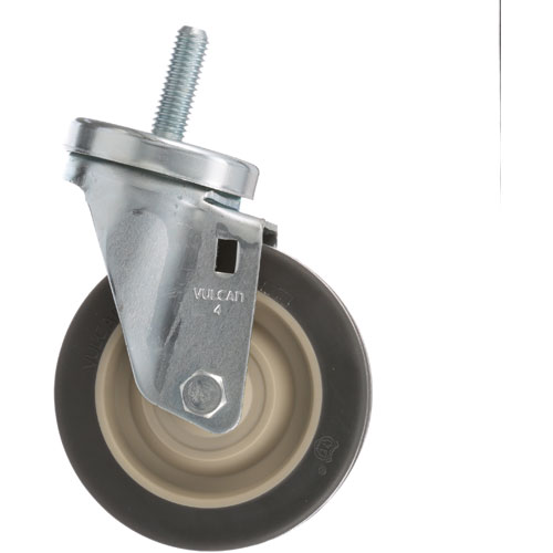 26-2418 - THREADED STEM CASTER 4 W  1/2-13 X 1