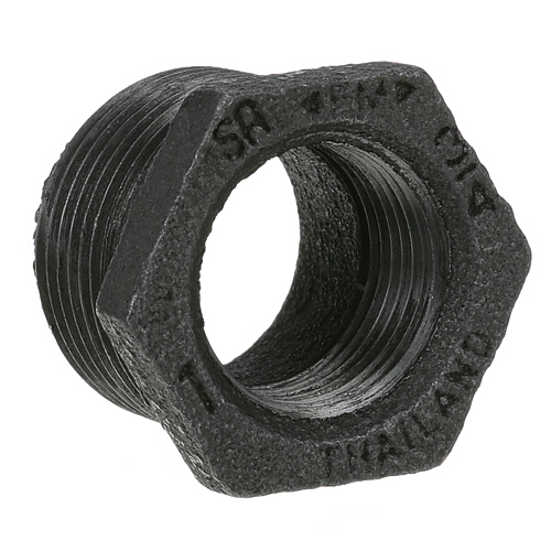 "DORMONT - 70-5142 - REDUCING BUSHING 1"" MPT X 3/4""  FPT"