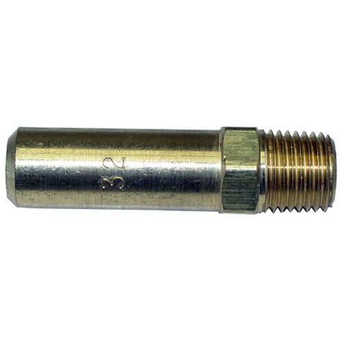AMERICAN RANGE - A29019 - ORIFICE (32) 1/4 MPT X 2-1/8 LONG
