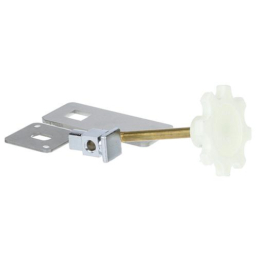 26-3394 - KASON - 10036000002  HASP, PADLOCK - FLUSH