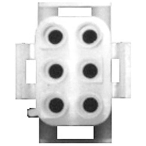 FRYMASTER - 8070157 - CONNECTOR - 6 PIN MALE