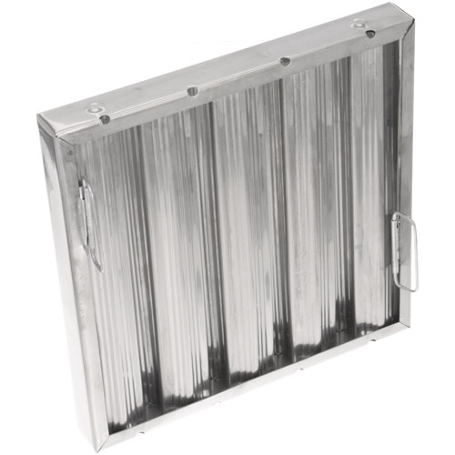 26-3885 - BAFFLE FILTER  - 16 X16, S/S