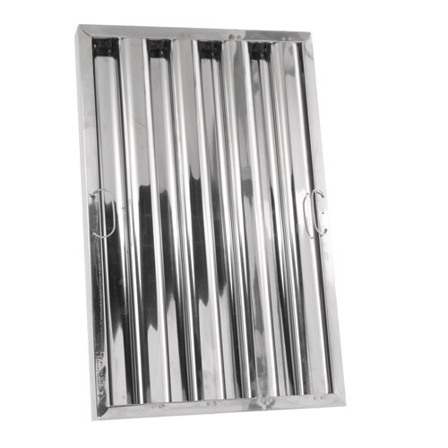 26-4595 - GREASE FILTER, S/S  - 25 X 16 X 2