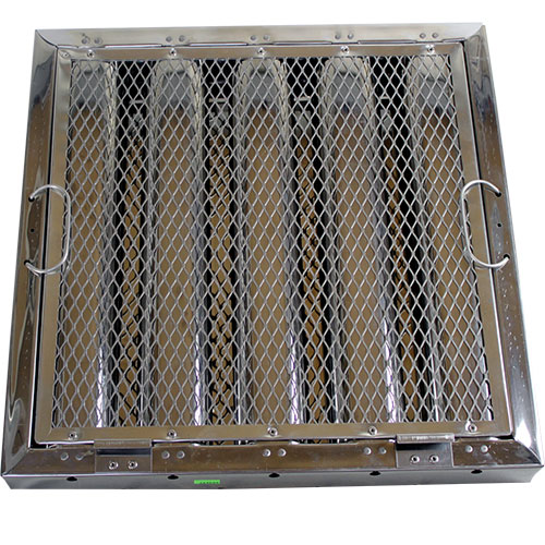 26-4609 - GREASE FILTER, S/S  - 16 X 16 X 2
