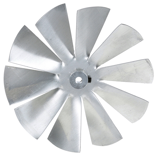 "FOOD WARMING EQUIPMENT - BLD FAN 4.5B - FAN BLADE - 4.5"" DIA"