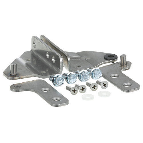 GLASTENDER - 06001372 - HINGE/BRACKET SET, LEFT