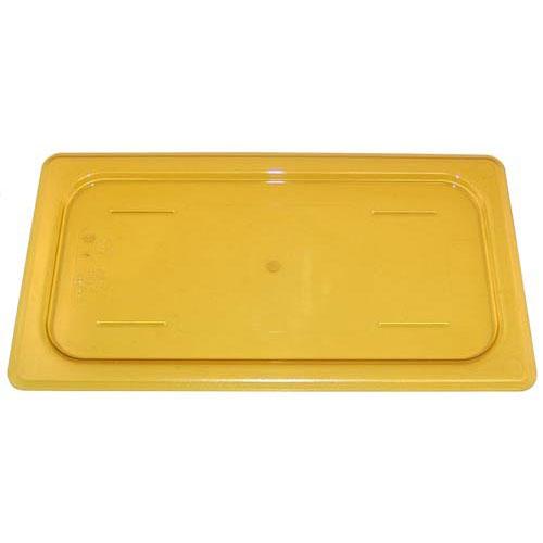 28-1589 - LID, PAN - 1/3 SIZE Amber
