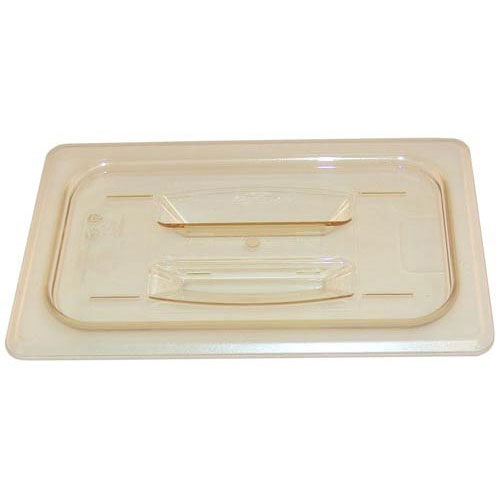 28-1600 - LID, PAN - 1/4 SIZE W/HANDLE (PK/6)