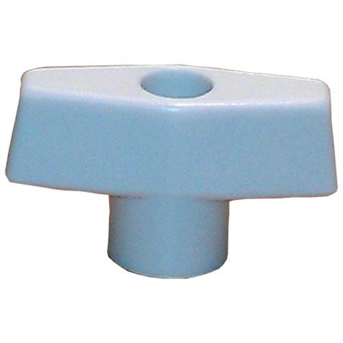 MASTERBILT - 45-01286 - KNOB, WHITE PLASTIC