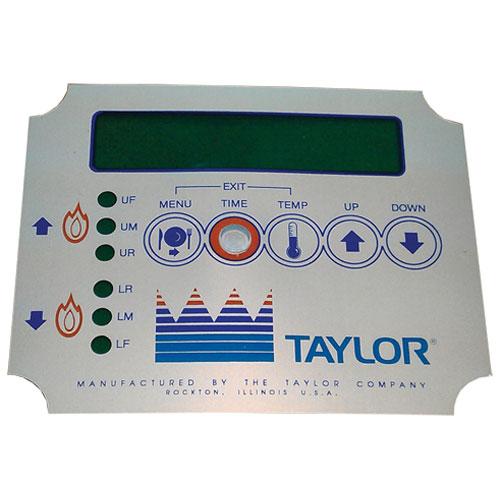 TAYLOR - X74320-SER - DECAL