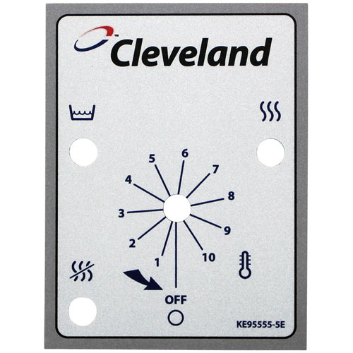 CLEVELAND - KE95555-5 - LABEL