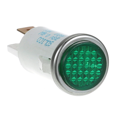 ACCUTEMP - AT0E-1800-1 - LIGHT,INDICATOR, GREEN,28V,.6W
