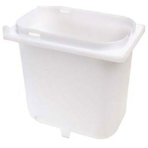 """SERVER PRODUCTS E - 82558 - JAR, POLY - 7"""" SHALLOW"""