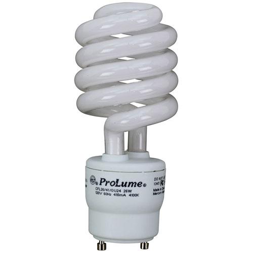 38-1803 - LAMP/BULB   26W SB CFL,W/2 PINS