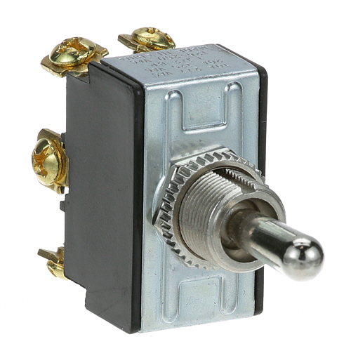 42-1013 - TOGGLE SWITCH 1/2 DPDT, CTR-OFF