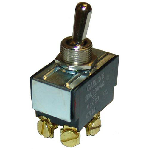 42-1086 - TOGGLE SWITCH 1/2 DPST