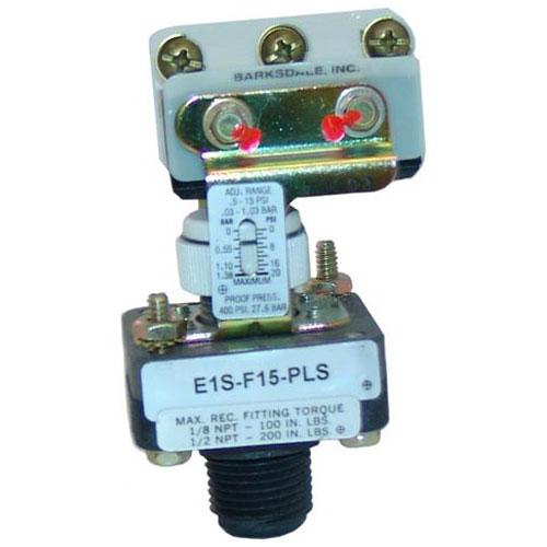 42-1101 - PRESSURE CONTROL