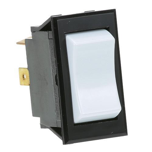 42-1208 - ROCKER SWITCH 7/8 X 1-1/2 DPDT CTR-OFF