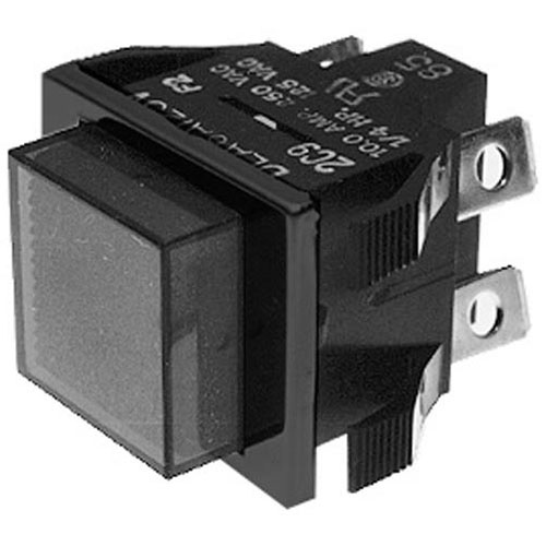 42-1616 - SWITCH, ON/OFF PUSH BUTTON